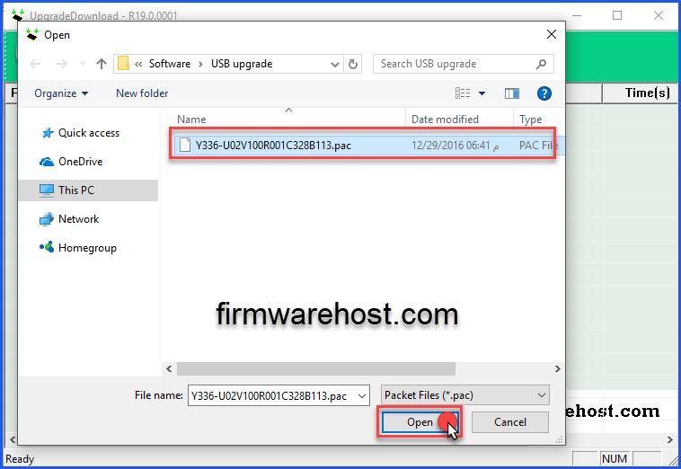 Flash All SpreadTrum (SPD) Phones Firmware
